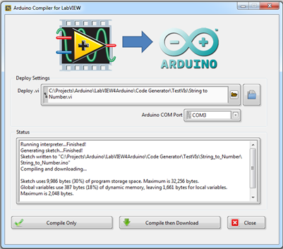 Download arduino compatible compiler for labview by aledyne-tsxperts